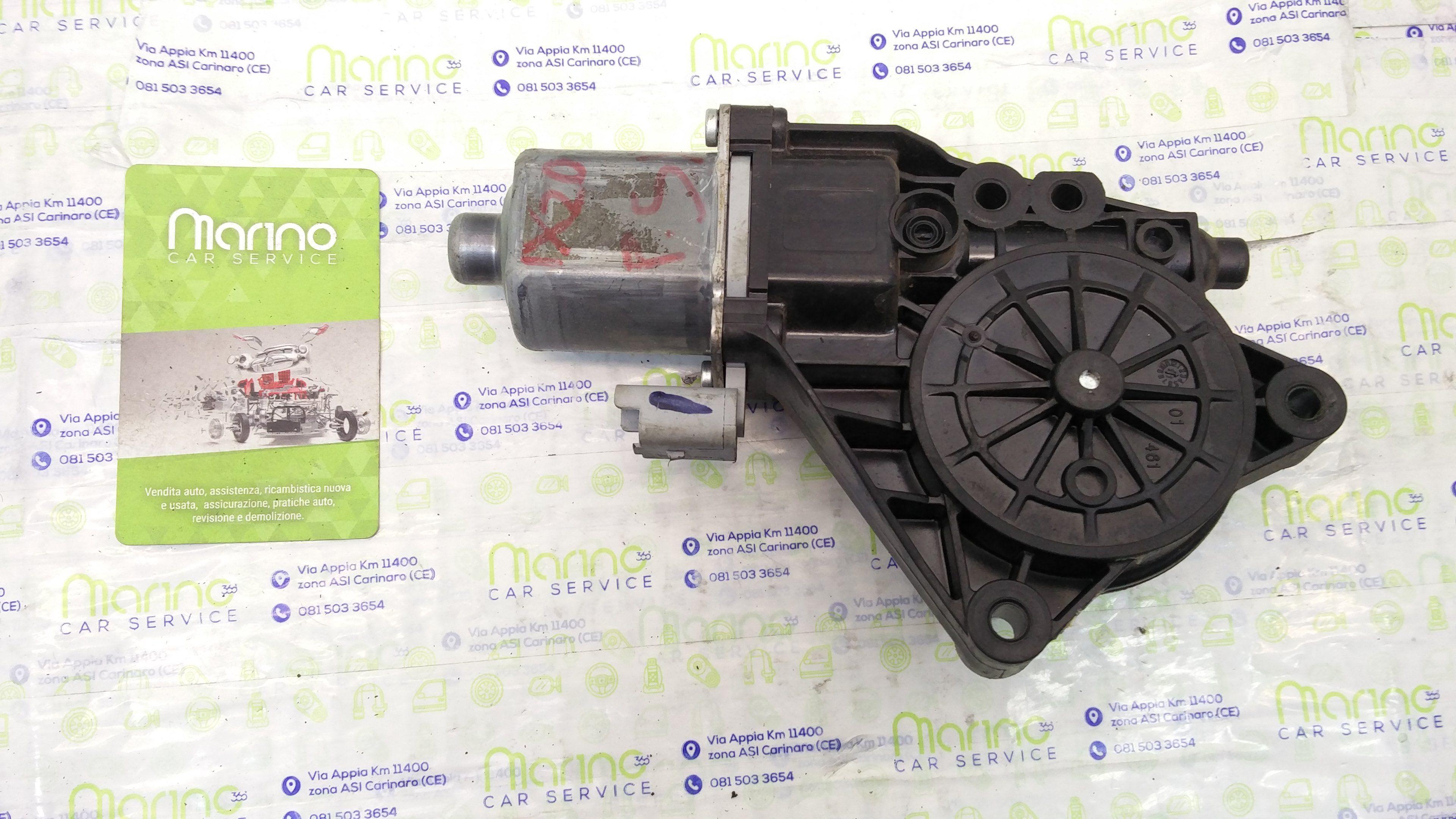MOTORINO ALZAVETRO POSTERIORE SINISTRO HYUNDAI iX20 Serie (10>18) Benzina (2012) RICAMBI USATI