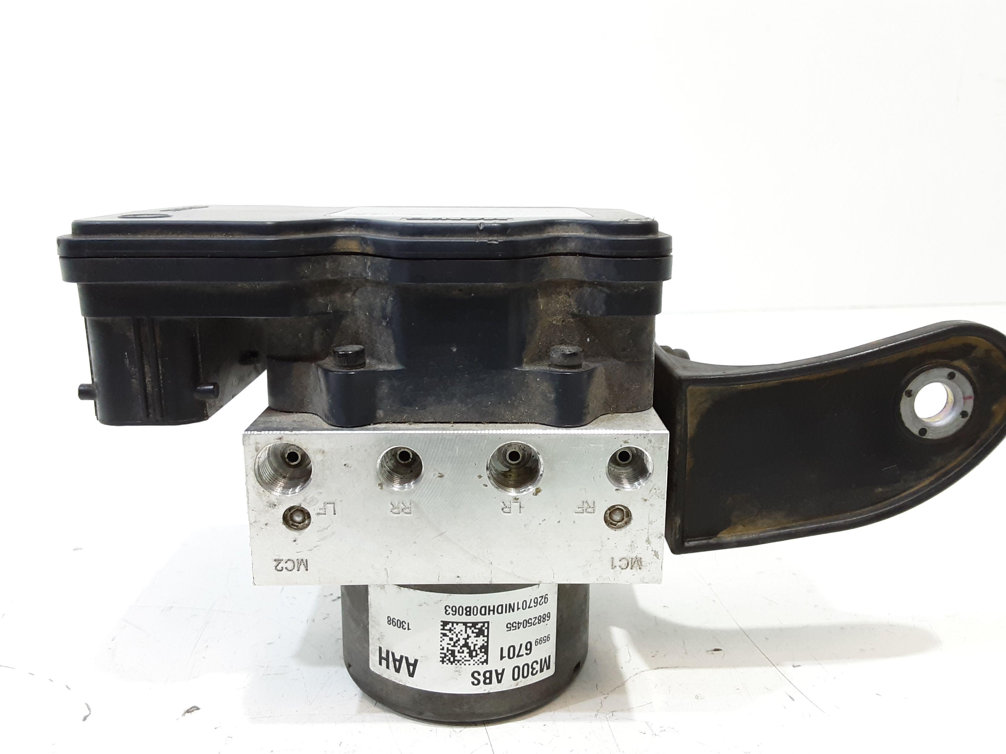 688250455 ABS CHEVROLET Spark 2° Serie 1000 Benzina B10D1 (2013) RICAMBI USATI