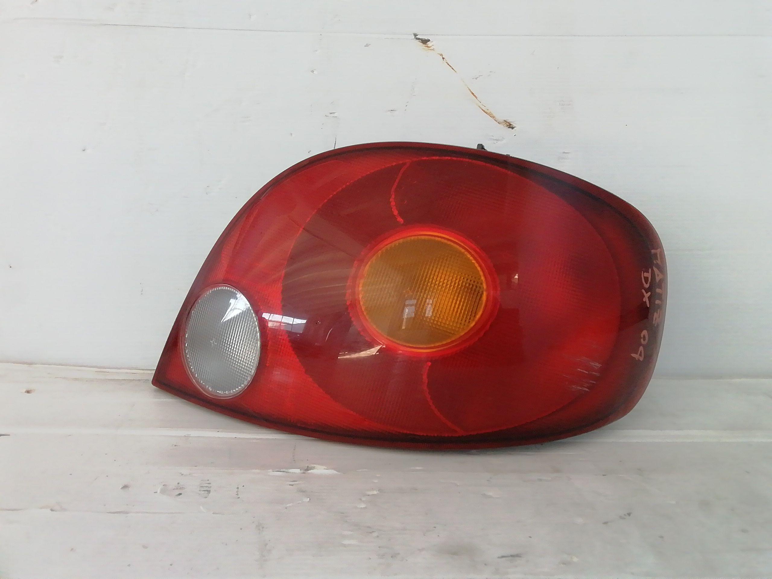 STOP FANALE POSTERIORE DESTRO PASSEGGERO DAEWOO Matiz 2° Serie Benzina (2004) RICAMBI USATI