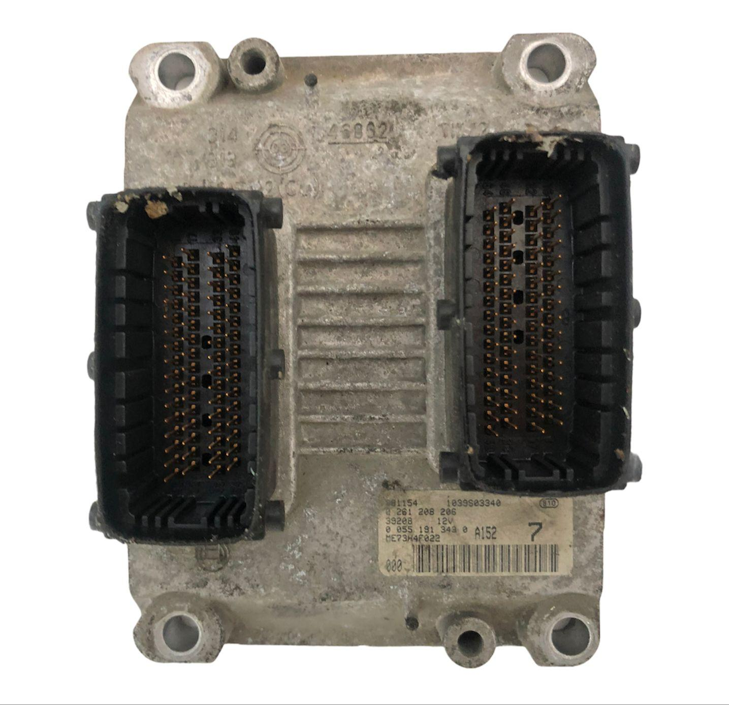 Centralina motore FIAT Idea 2° Serie