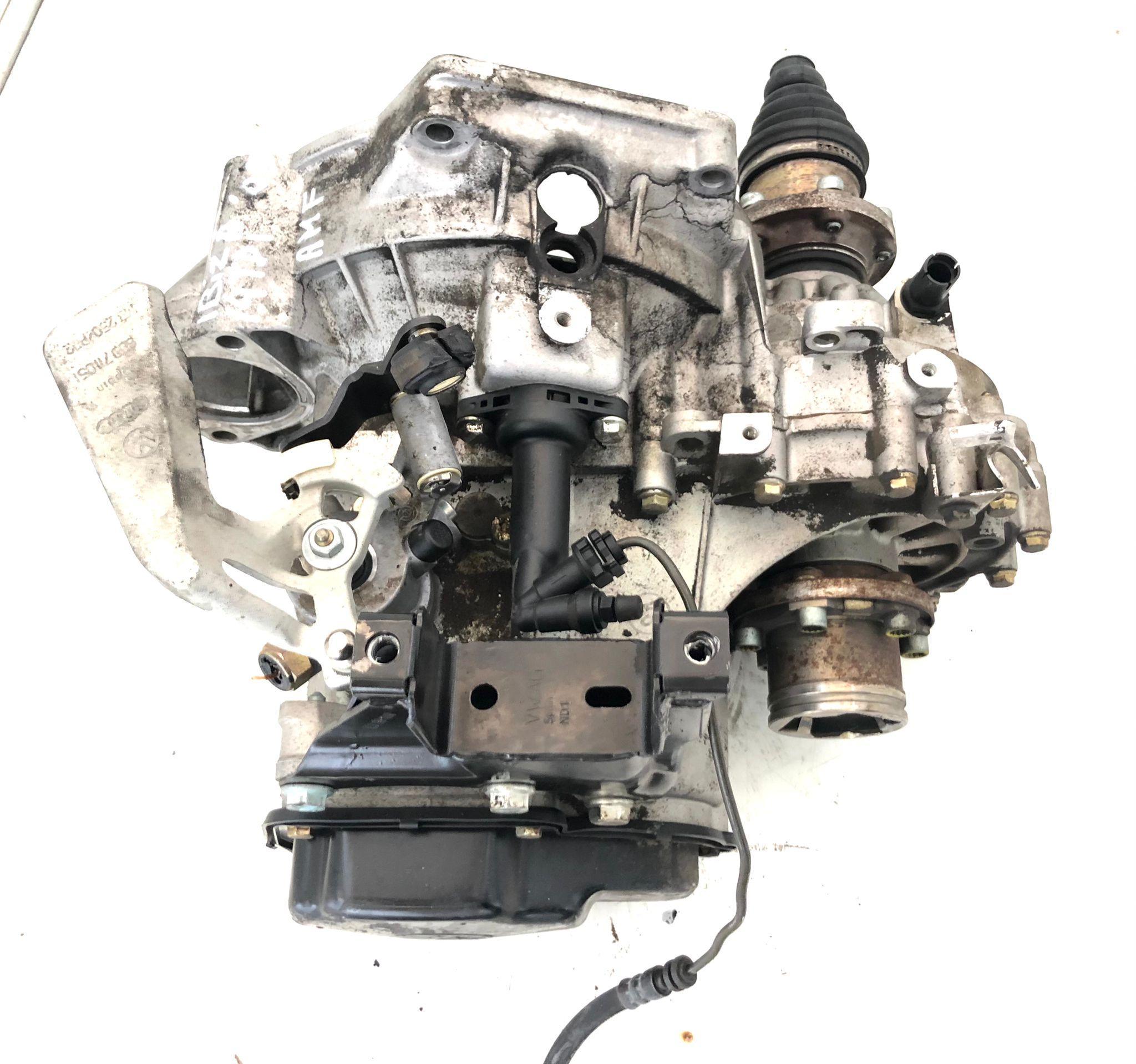 Cambio Manuale Completo SEAT Ibiza Serie (02>05)