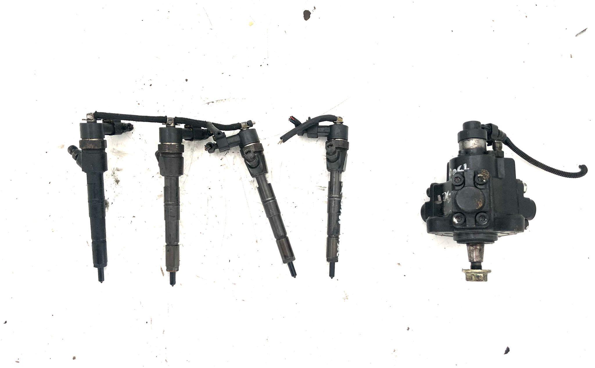 Kit pompa ed iniettori FIAT Croma 2° Serie