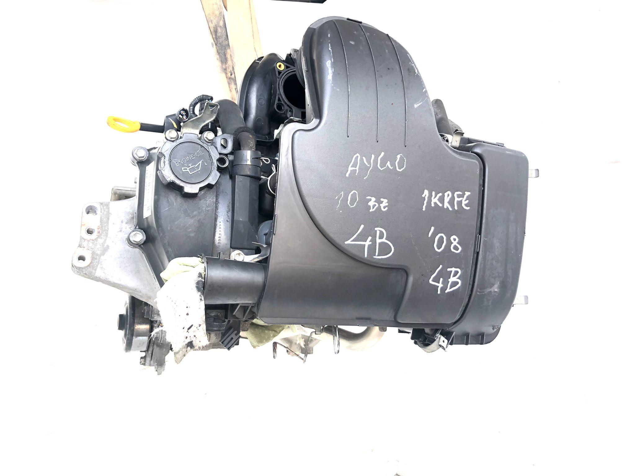 Motore Completo TOYOTA Aygo 1° Serie