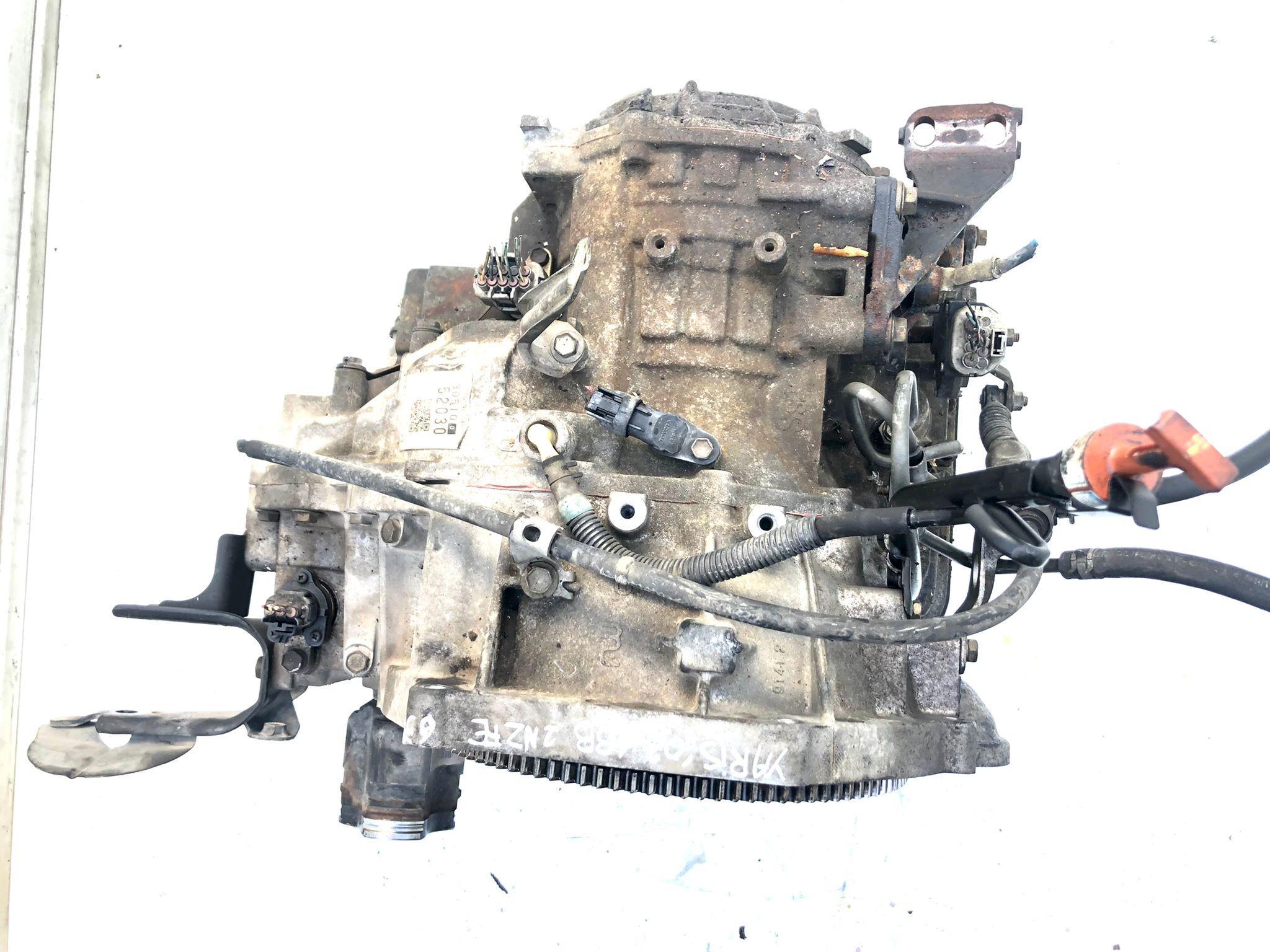 Cambio Automatico + convertitore di coppia TOYOTA Yaris 2° Serie