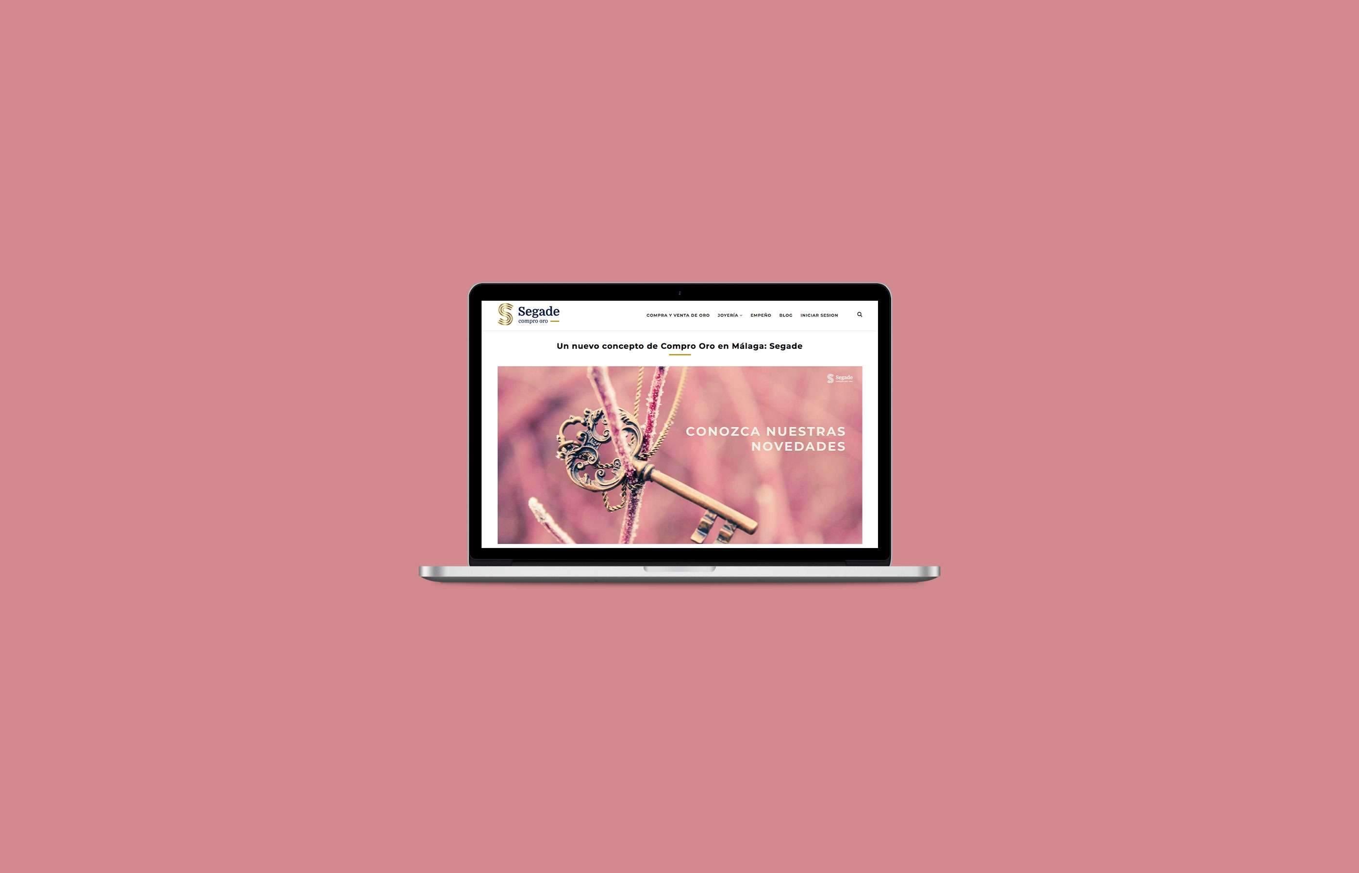 Tienda online Segade Oro