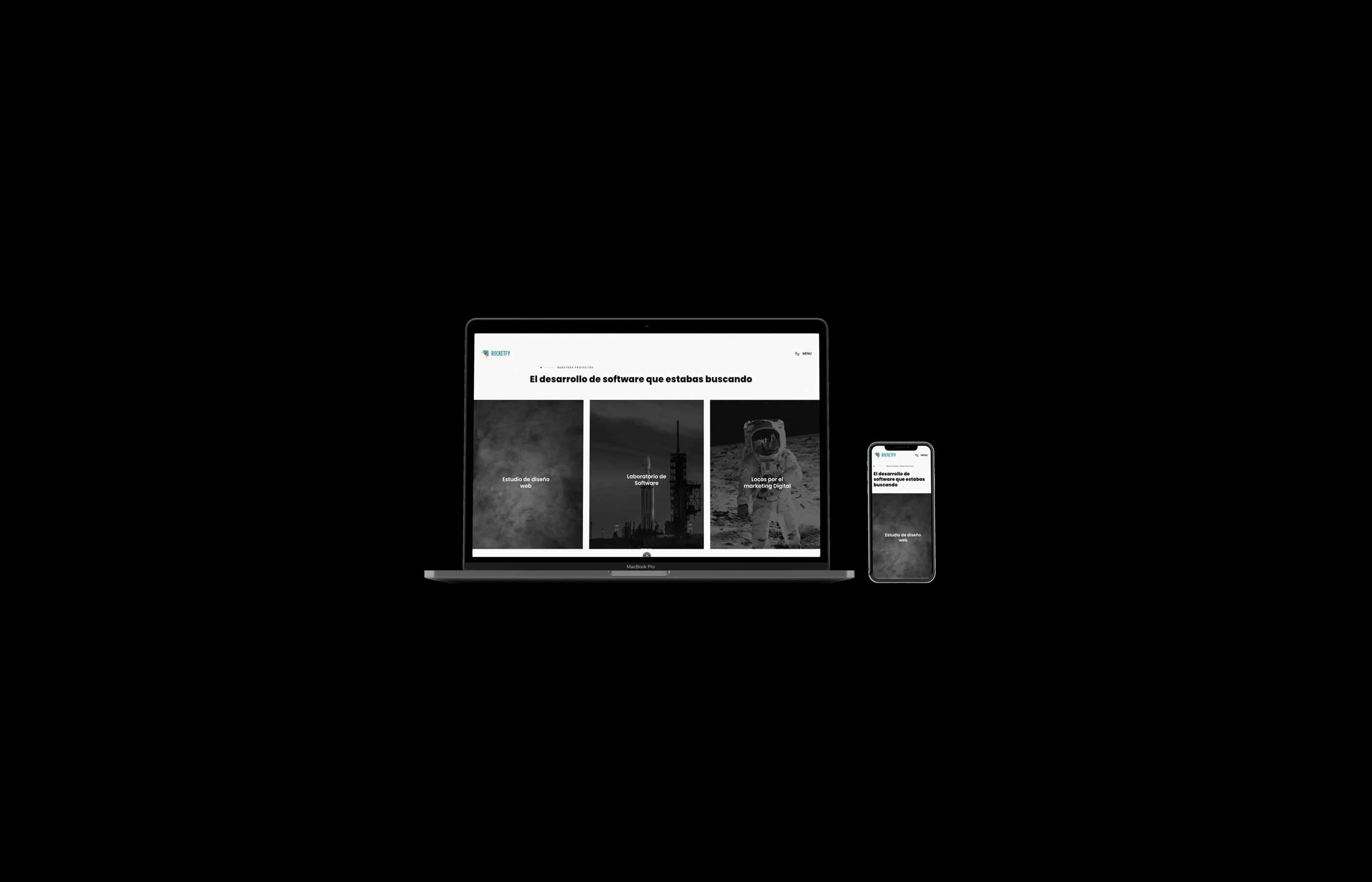 Diseños webs a medida