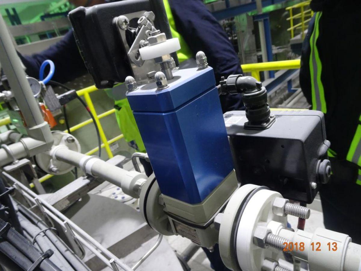 Picture control valve