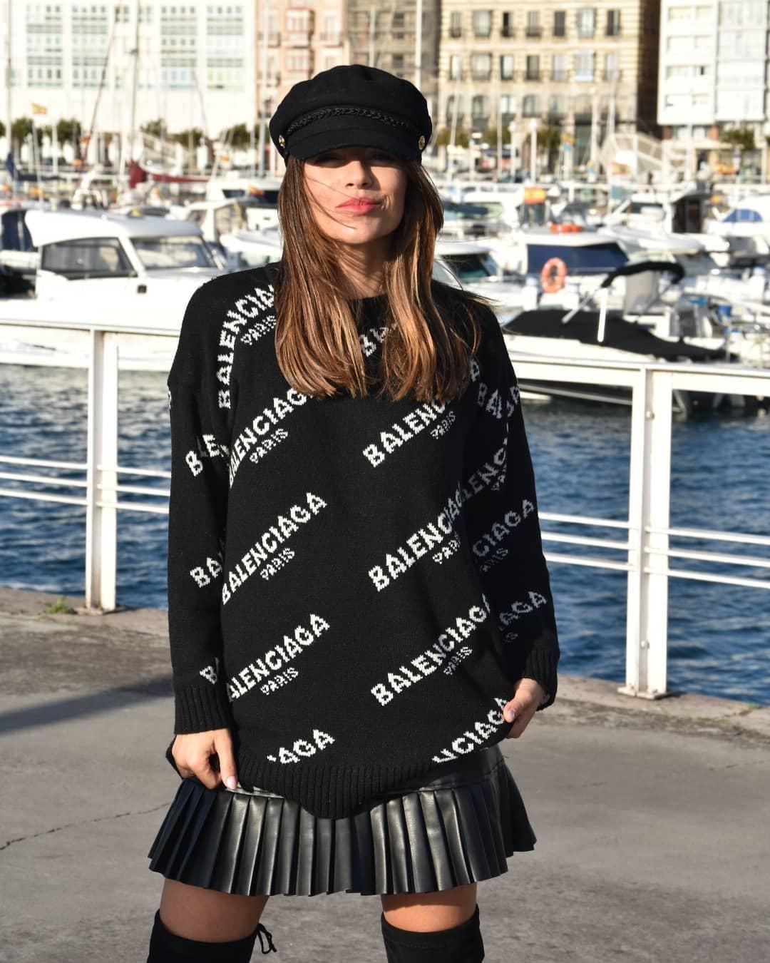marine style cap de Zara sur loremtnezm