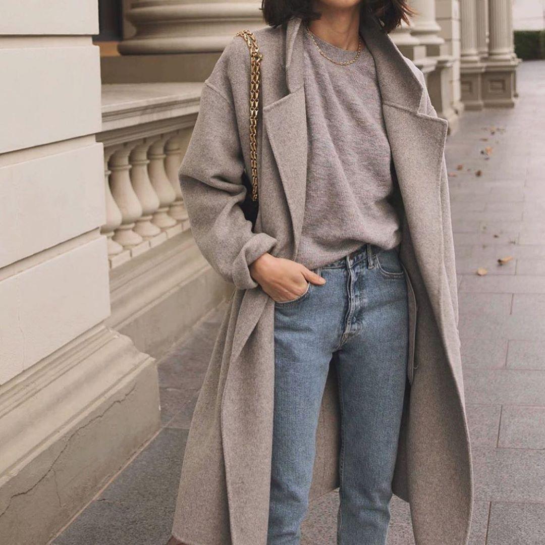 manteau effet doux avec ceinture de Zara sur zara.mania