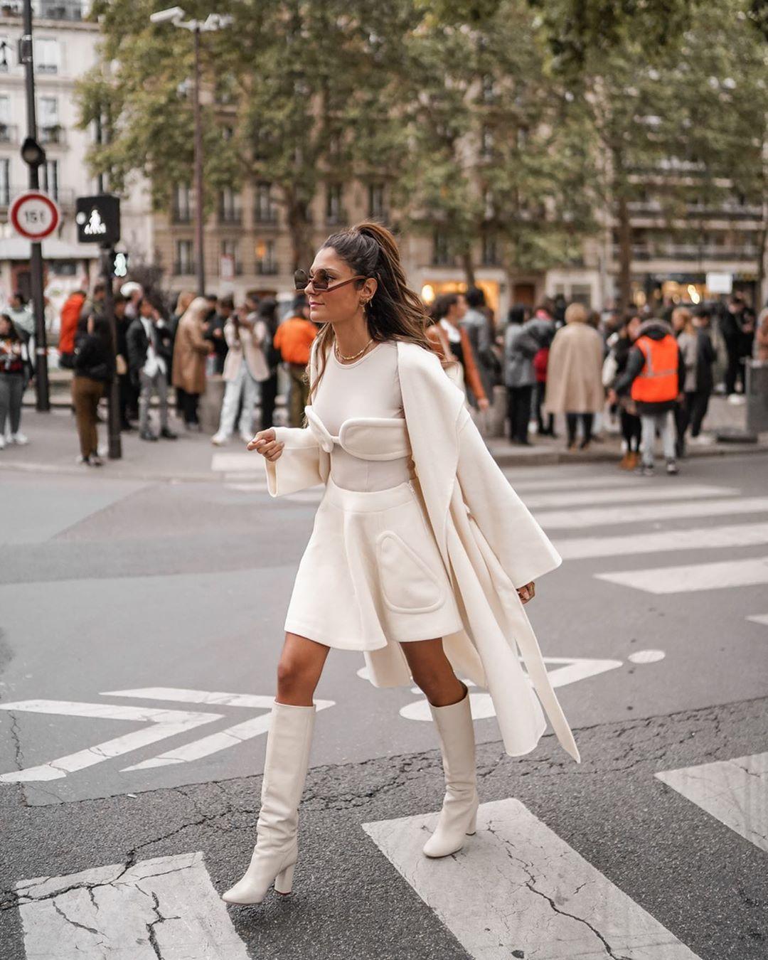 manteau à ceinture de Zara sur junesixtyfive