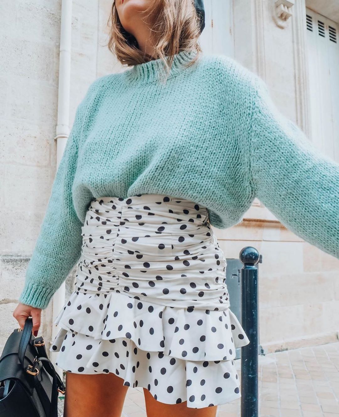 pull oversize de Zara sur zara.outfits