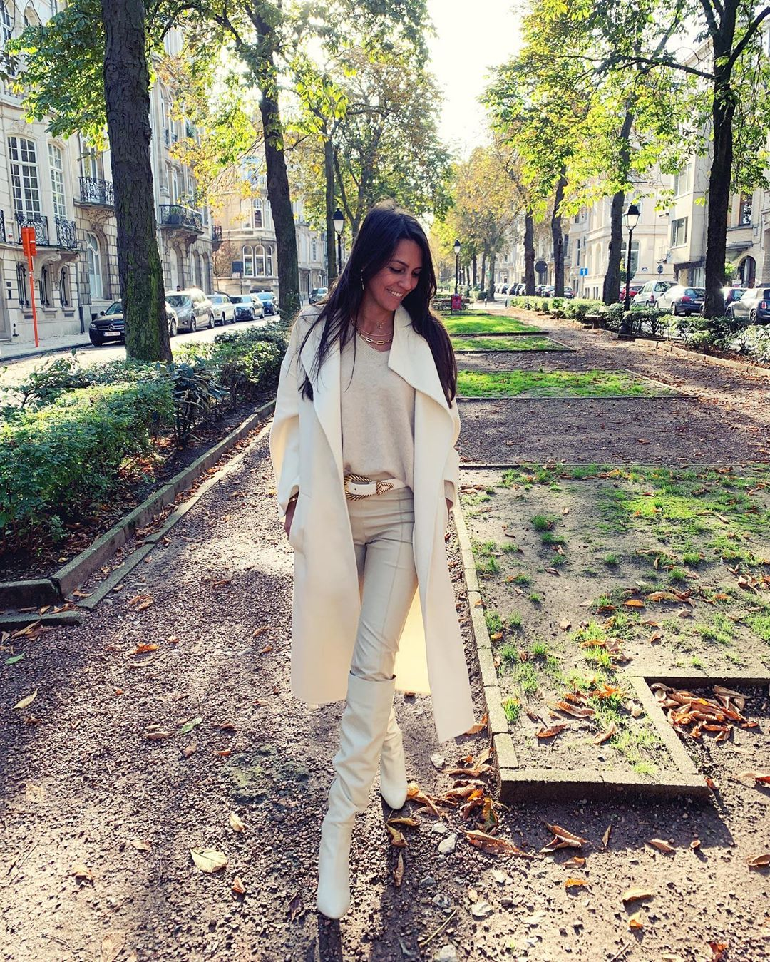 belt coat de Zara sur stephanie.tuccitto