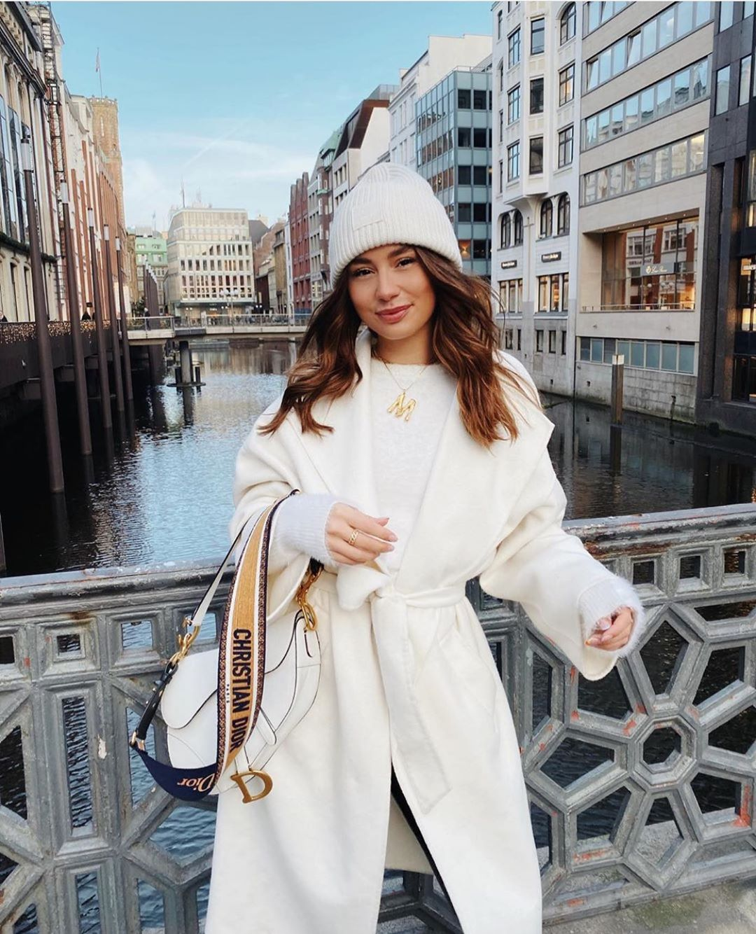 belt coat de Zara sur zarastreetstyle