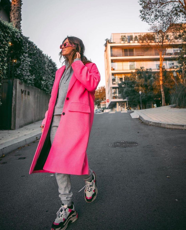 manteau oversize à rabats de Zara sur zara.outfits