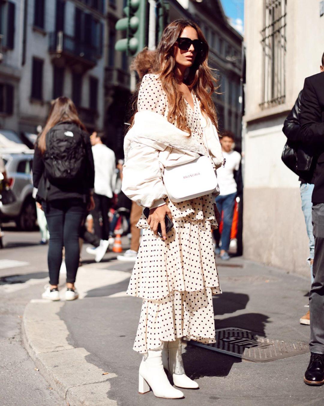 high heeled leather knee high boots de Zara sur mariatilve