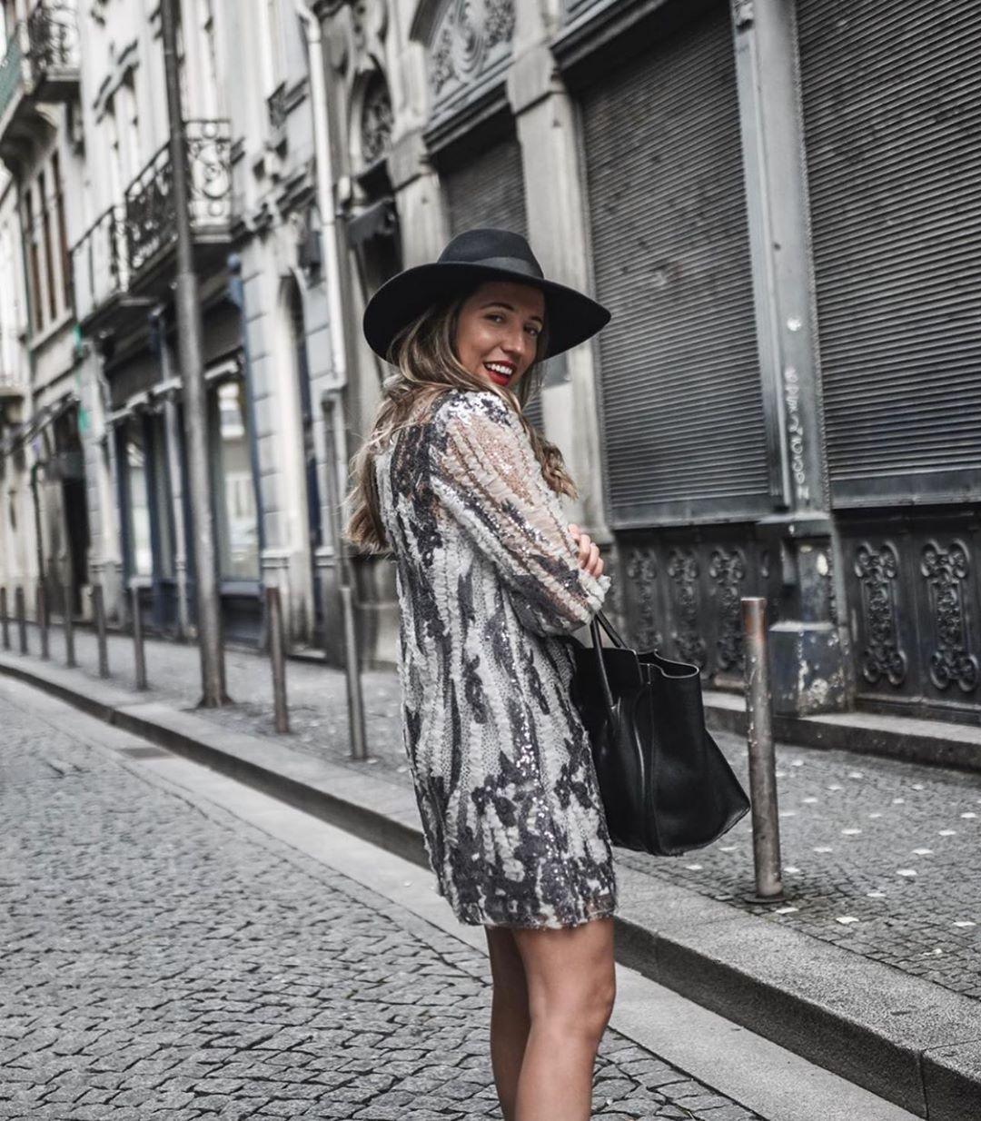 robe bimatière édition limitée de Zara sur zara.outfits