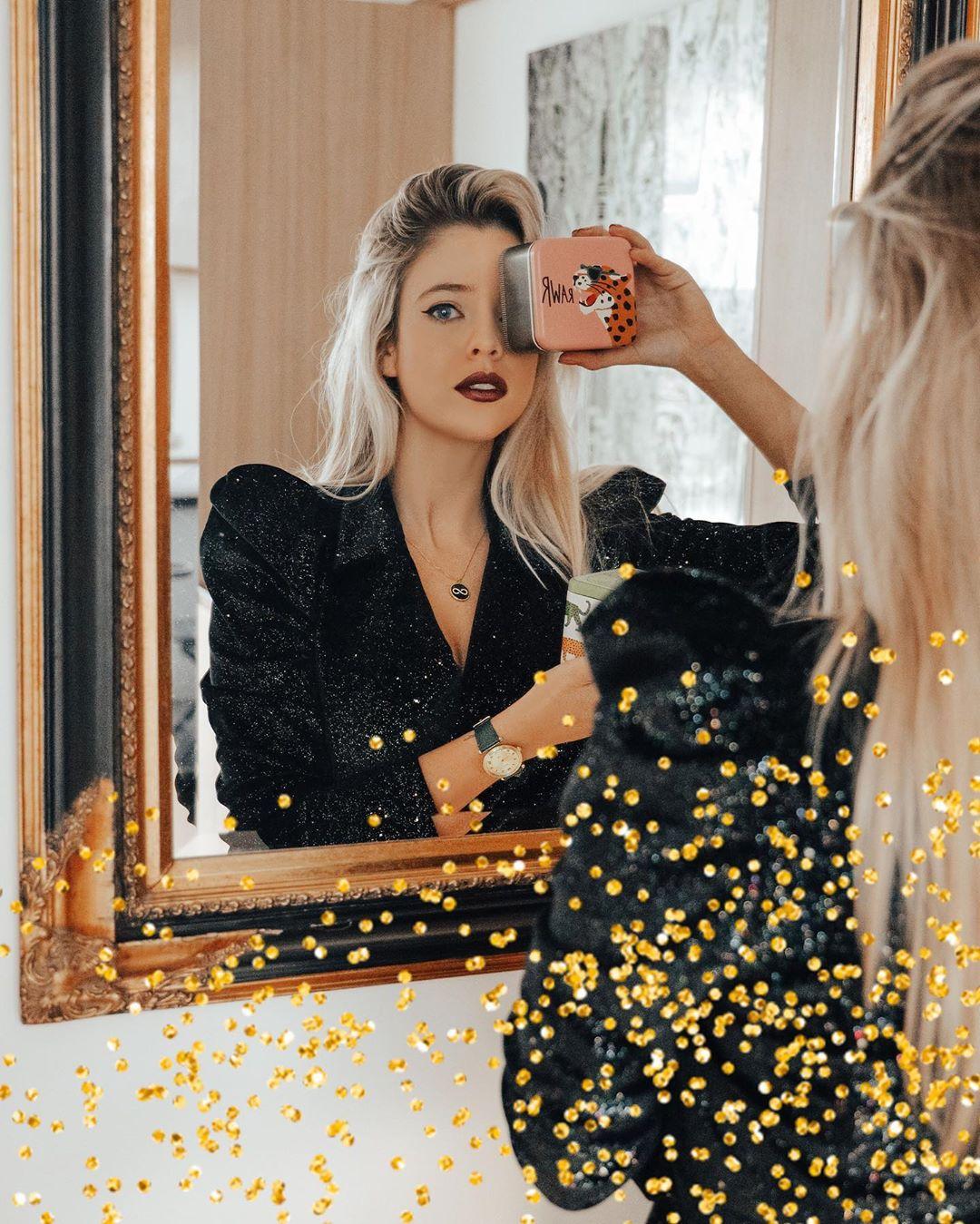 robe veste brillante de Zara sur milkywaysblueyes