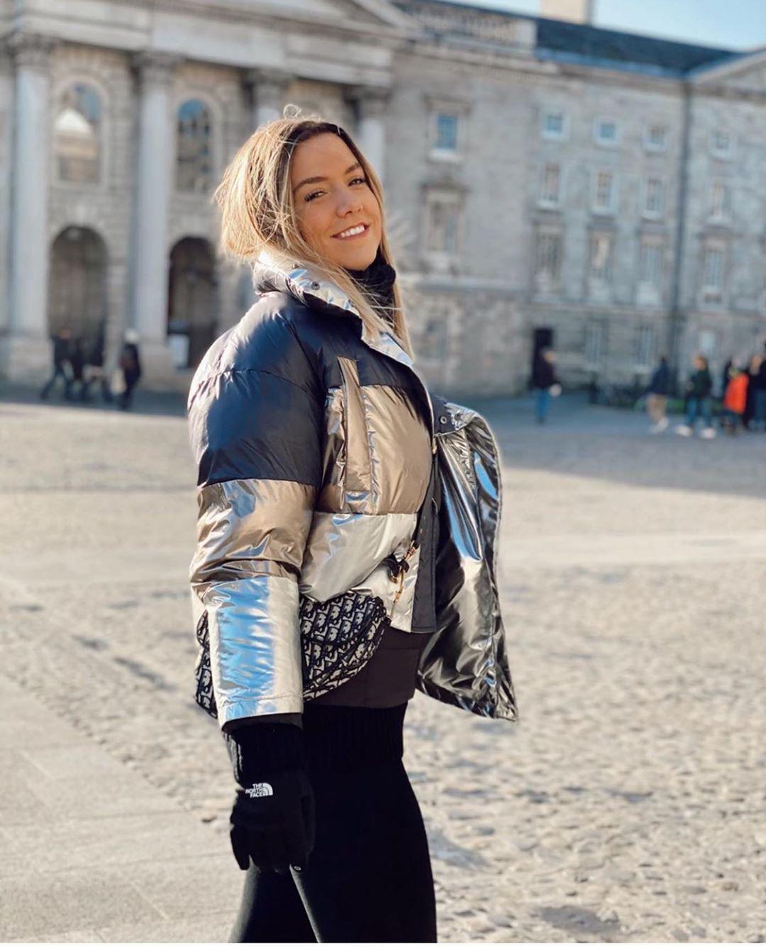 veste matelassée réversible de Zara sur zara.outfits