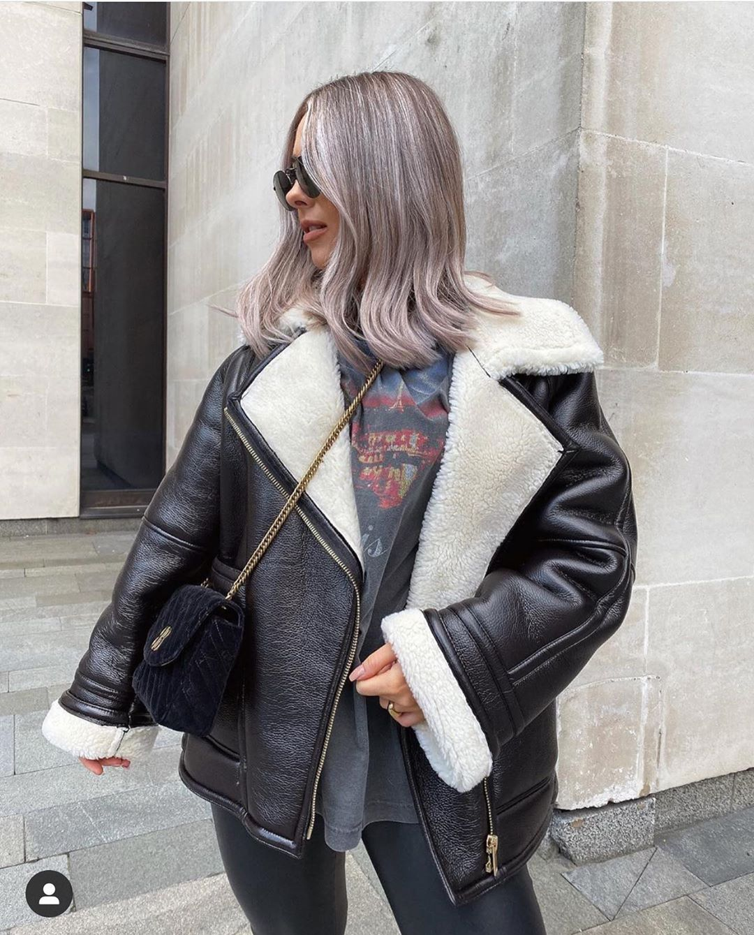 oversized double-sided jacket de Zara sur zarastreetstyle