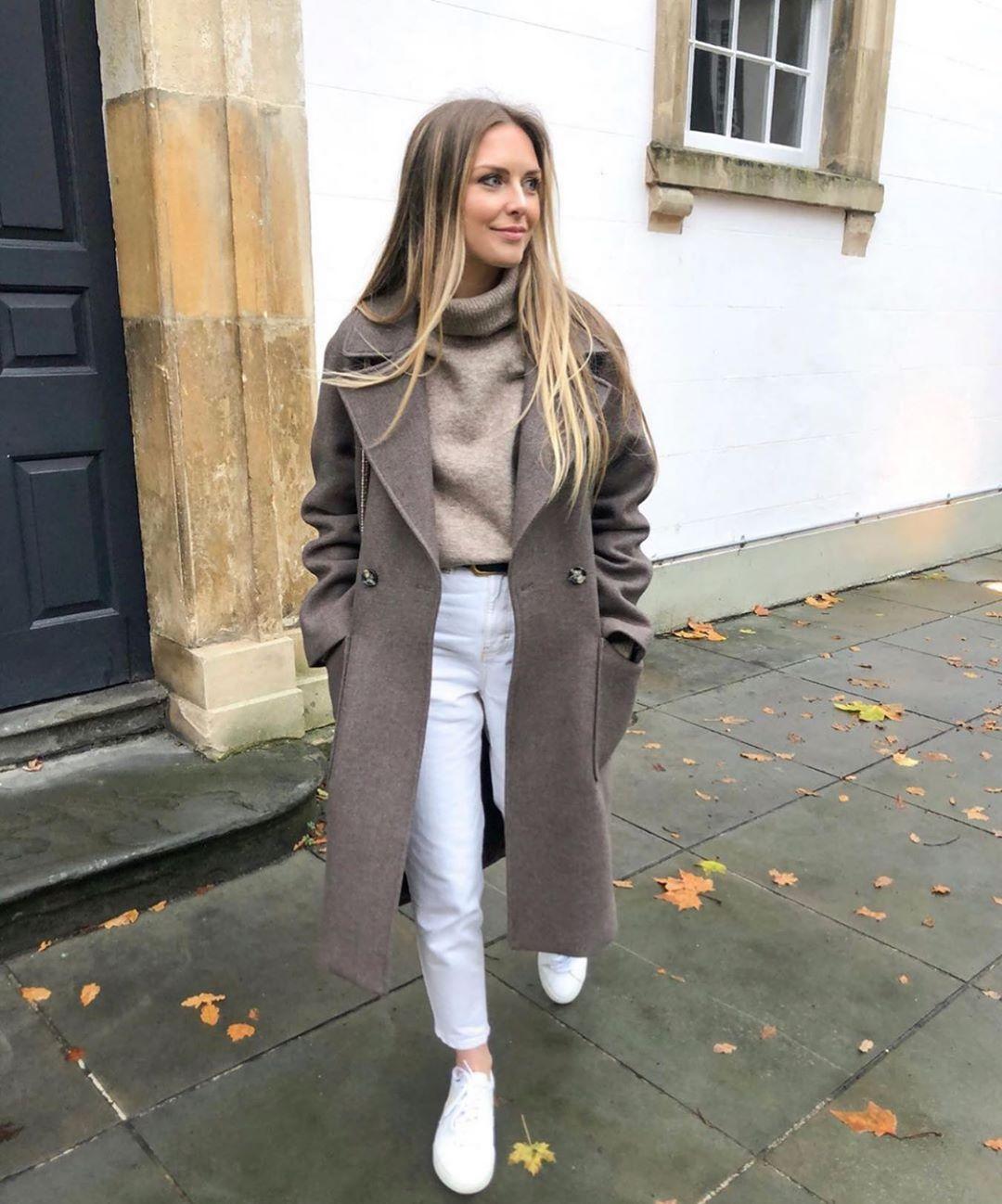 manteau xl à poches de Zara sur zara.outfits