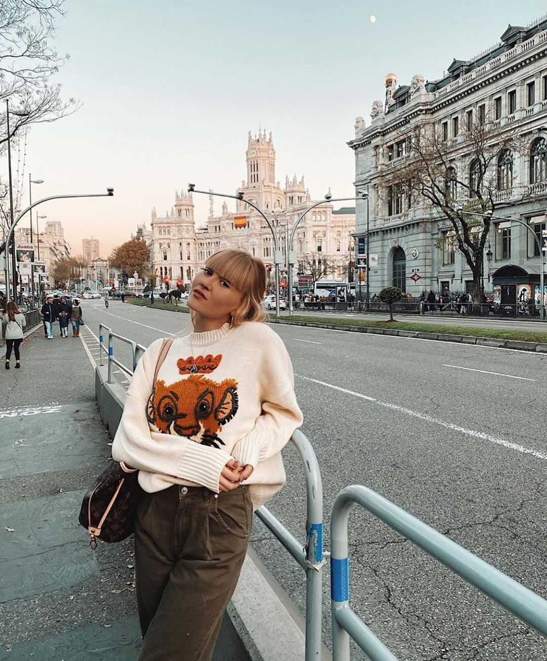 ©disney the lion king sweater de Zara sur zara.outfits
