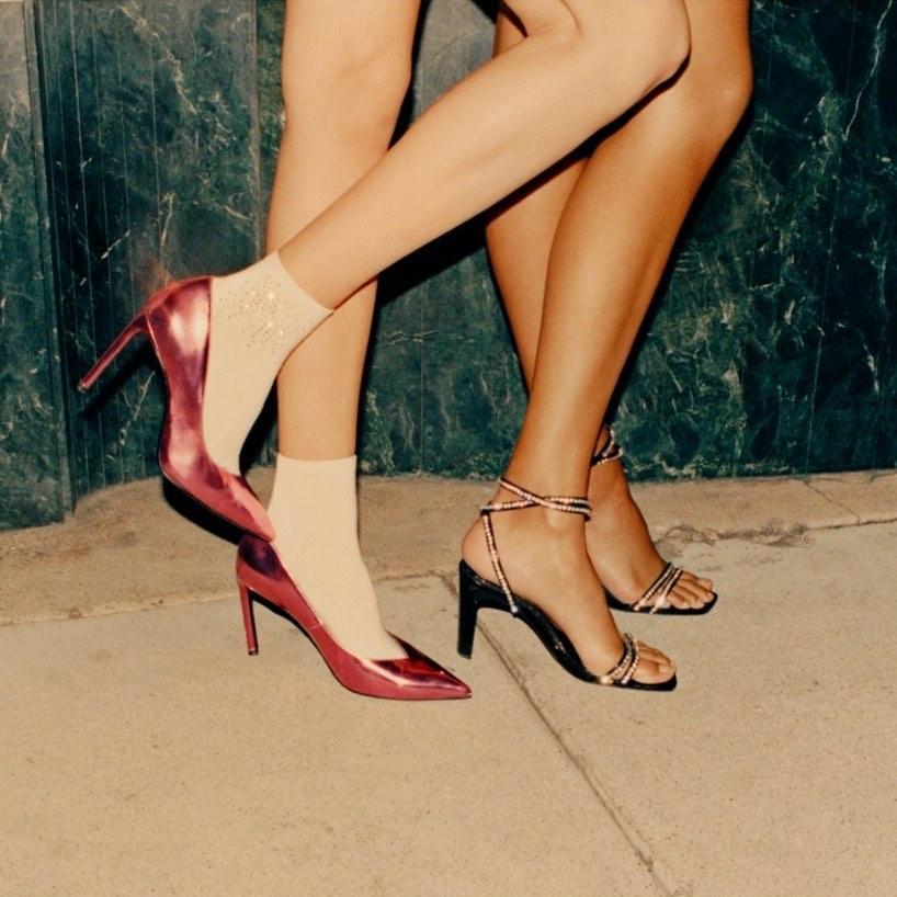 stiletto heel pumps de Bershka sur bershkacollection