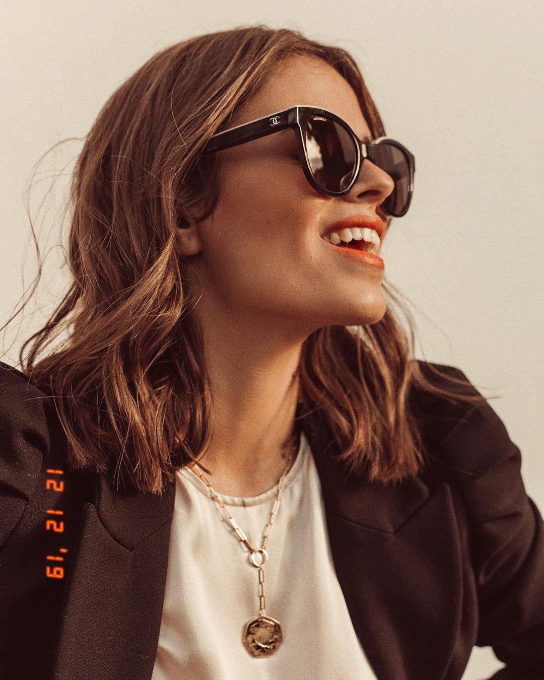 puff shoulder jacket de Zara sur jessiekass