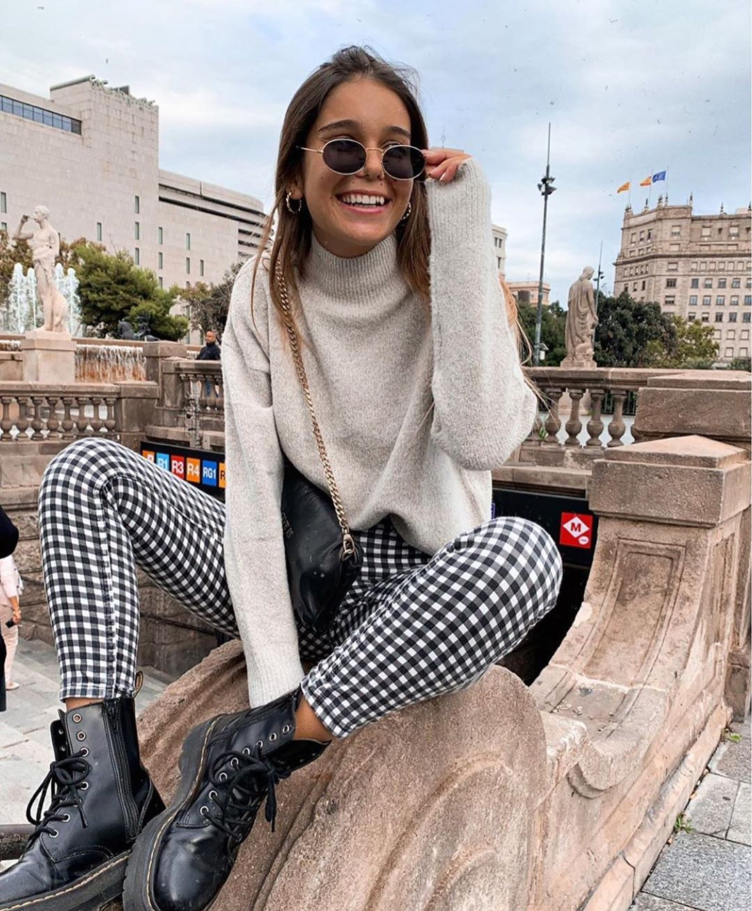 pull en maille oversize de Zara sur zara.outfits