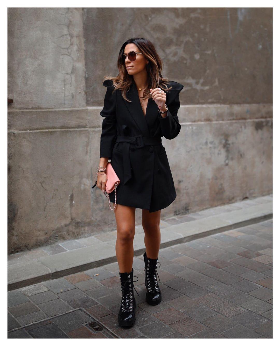 veste à manches bouffantes de Zara sur boho_addict