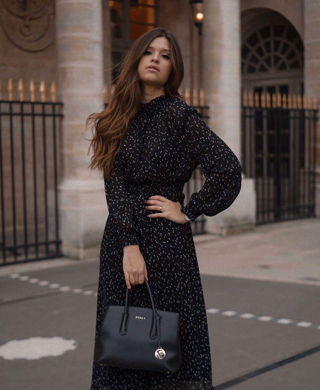 printed dress with belt de Zara sur zaraaddiction