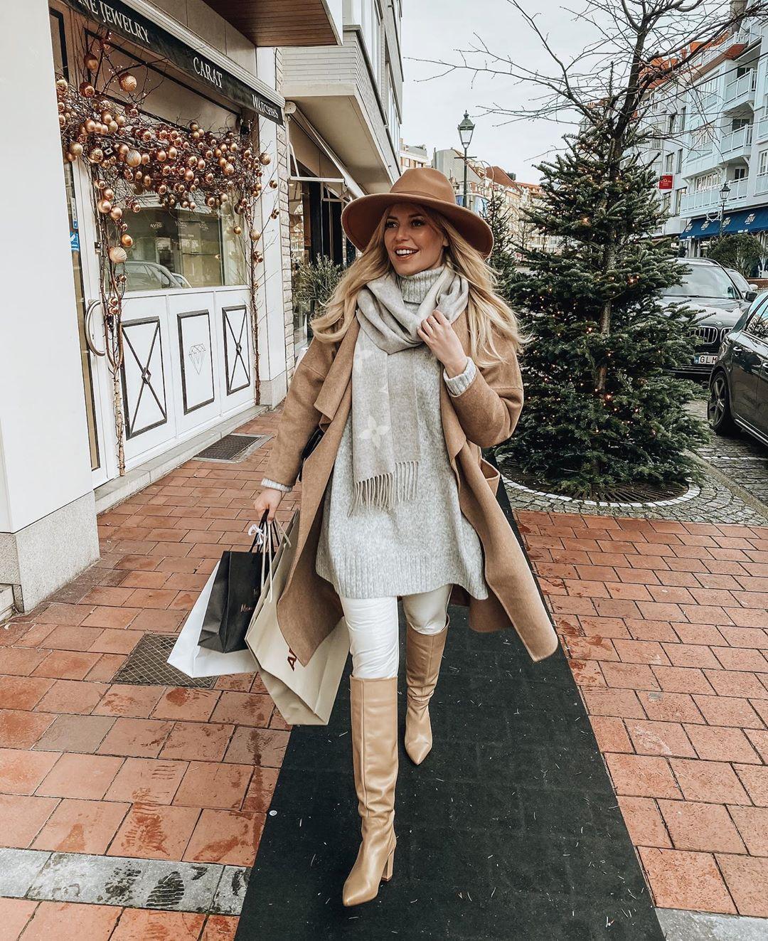manteau avec poches plaquées de Zara sur annabelpesant