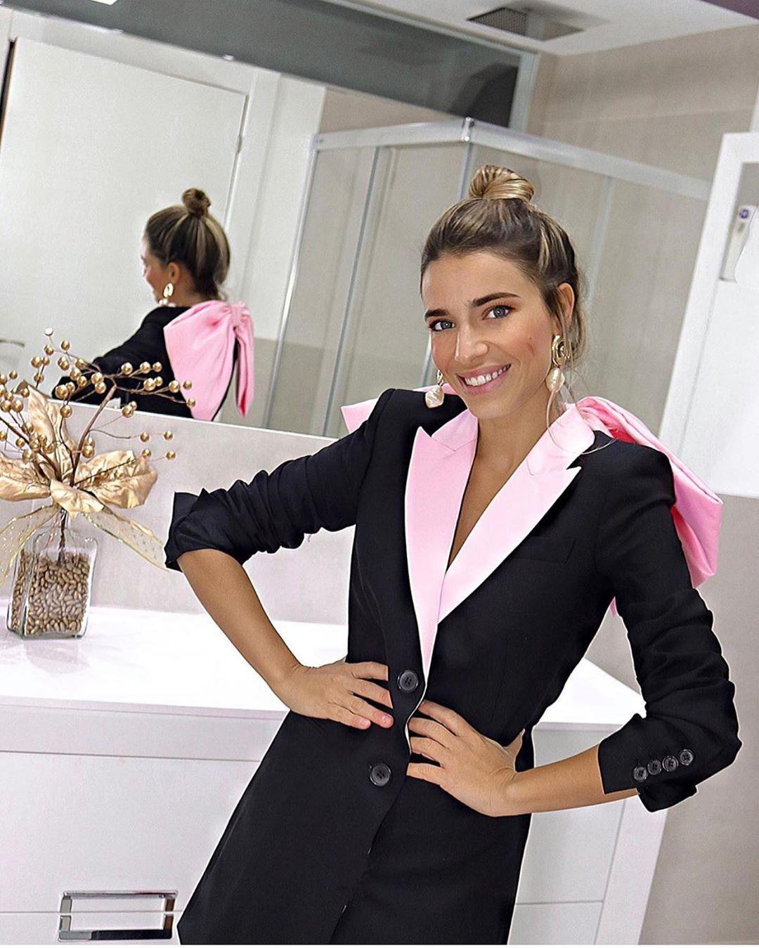 veste robe à nœud bimatière de Zara sur zara.outfits