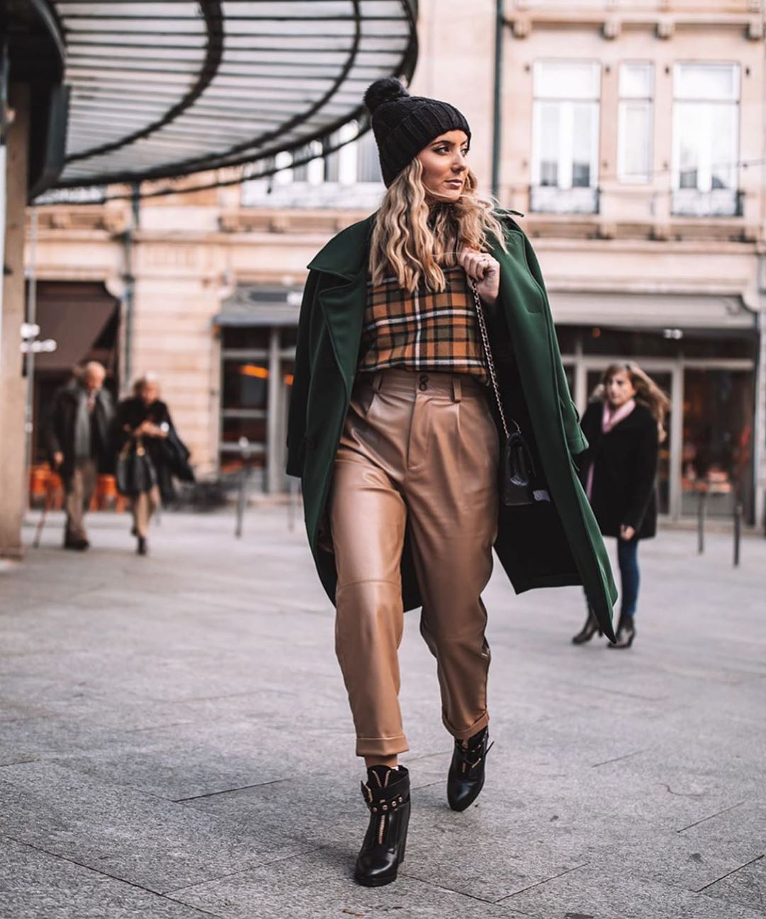 manteau à col smoking de Zara sur zara.outfits