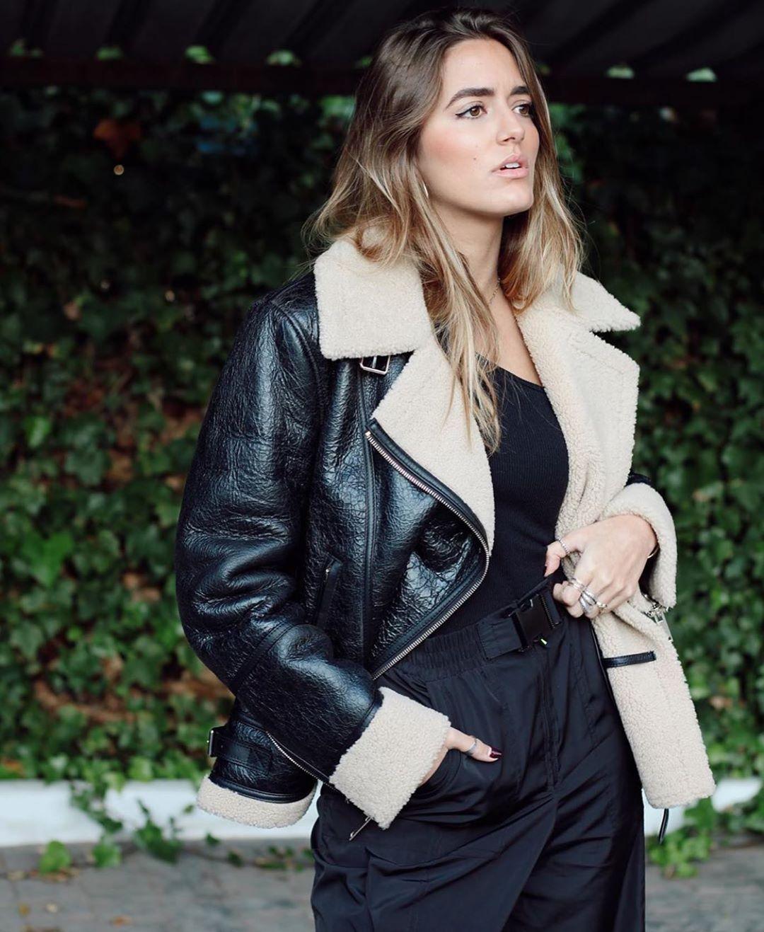veste double face oversize de Zara sur zara.outfits