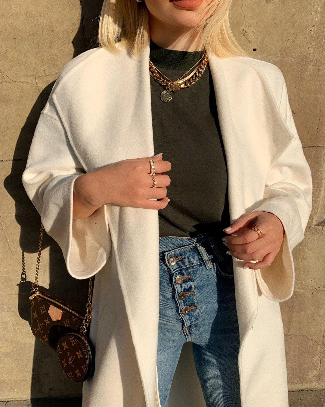 belt coat de Zara sur bsrdede