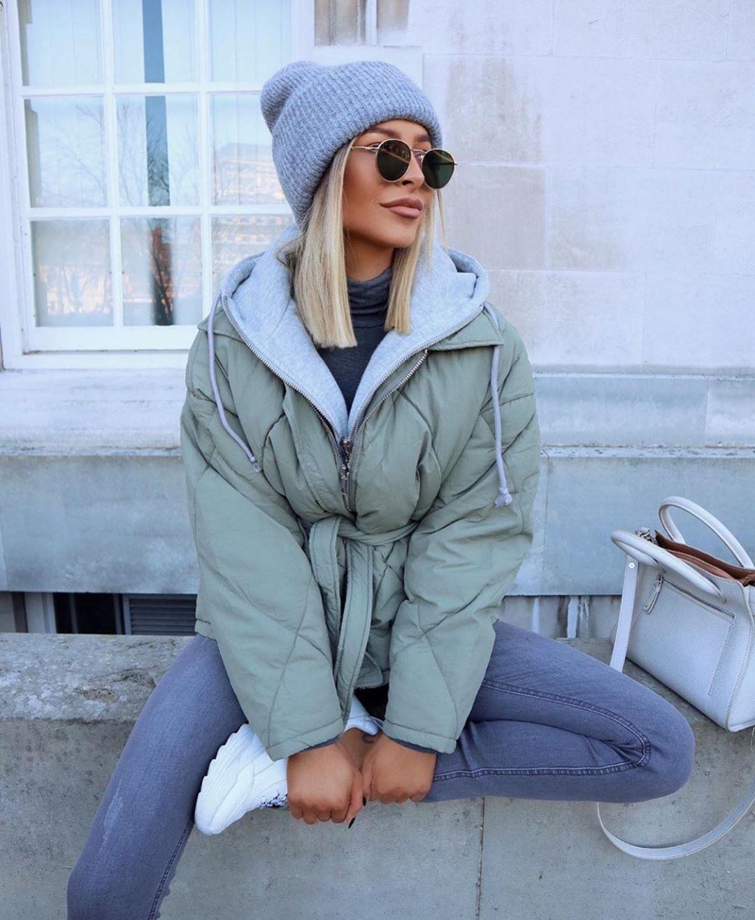 bonnet avec laine et alpaga de Zara sur zara.outfits