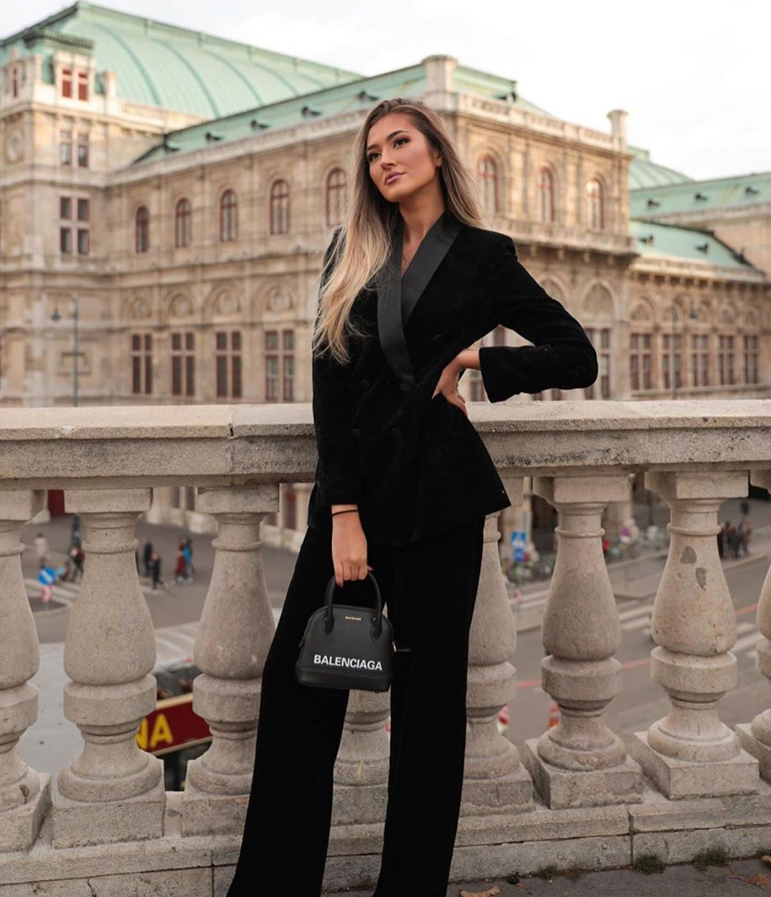 velvet pants de Zara sur zaraaddiction
