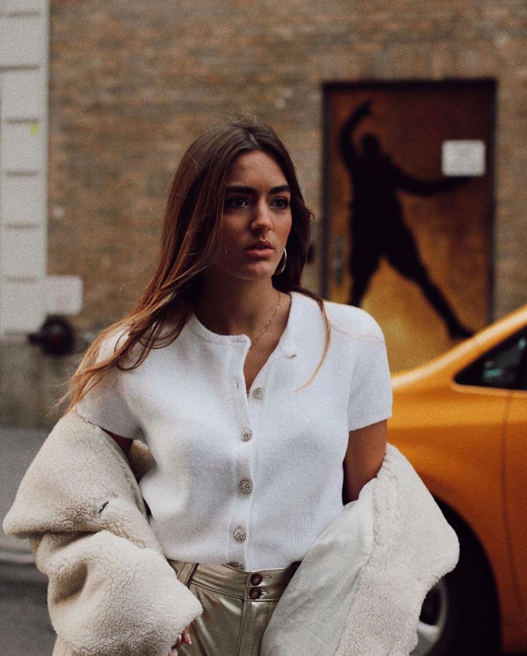 veste à boutons bijoux de Zara sur zara.outfits
