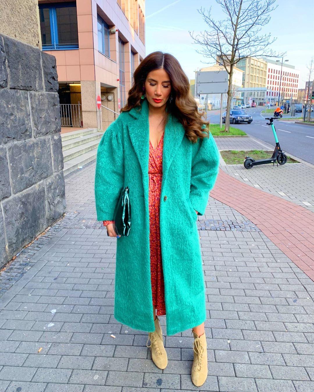 lace-up leather heel ankle boots de Zara sur tataass_