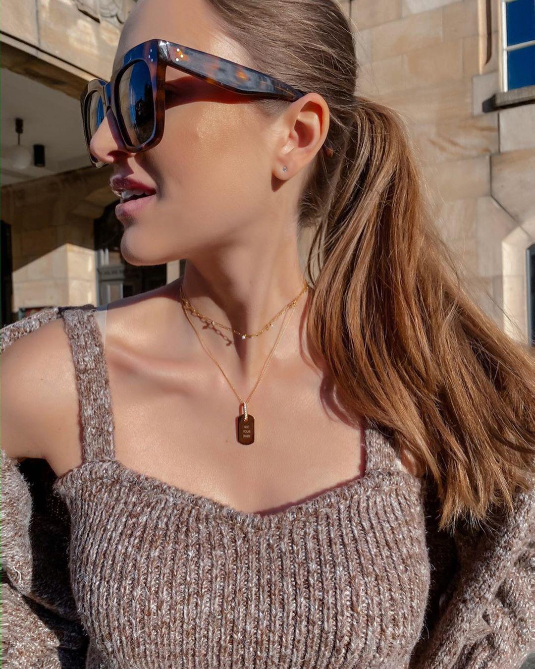 knit top with straps de Zara sur rosaandthecity