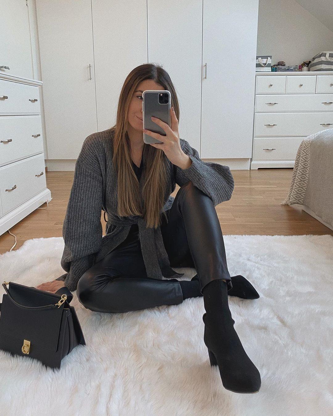 short belt jacket de Zara sur mystylebook
