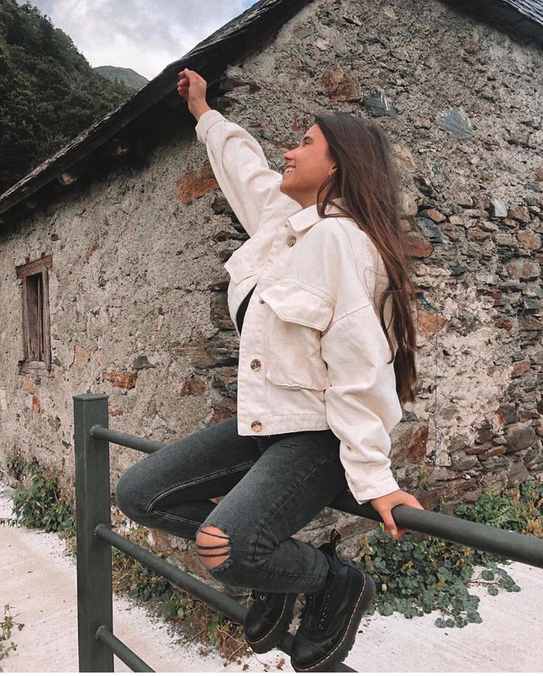 veste xl à poches de Zara sur zara.outfits