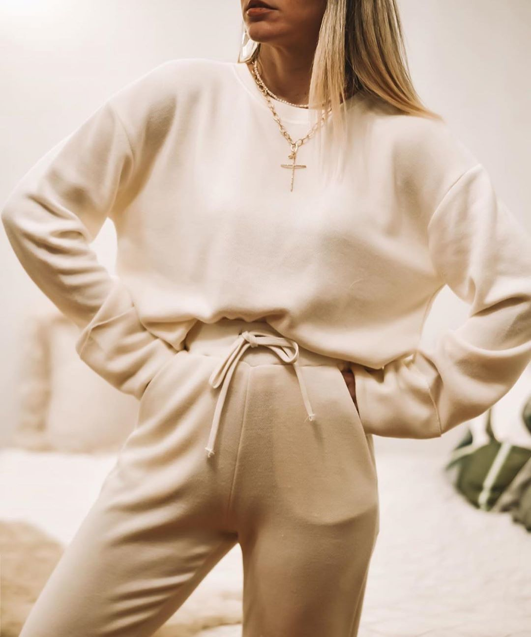 pantalon à poches de Zara sur zara.outfits