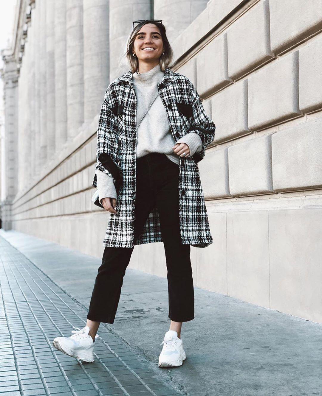 surchemise longue bimatière de Zara sur zara.outfits