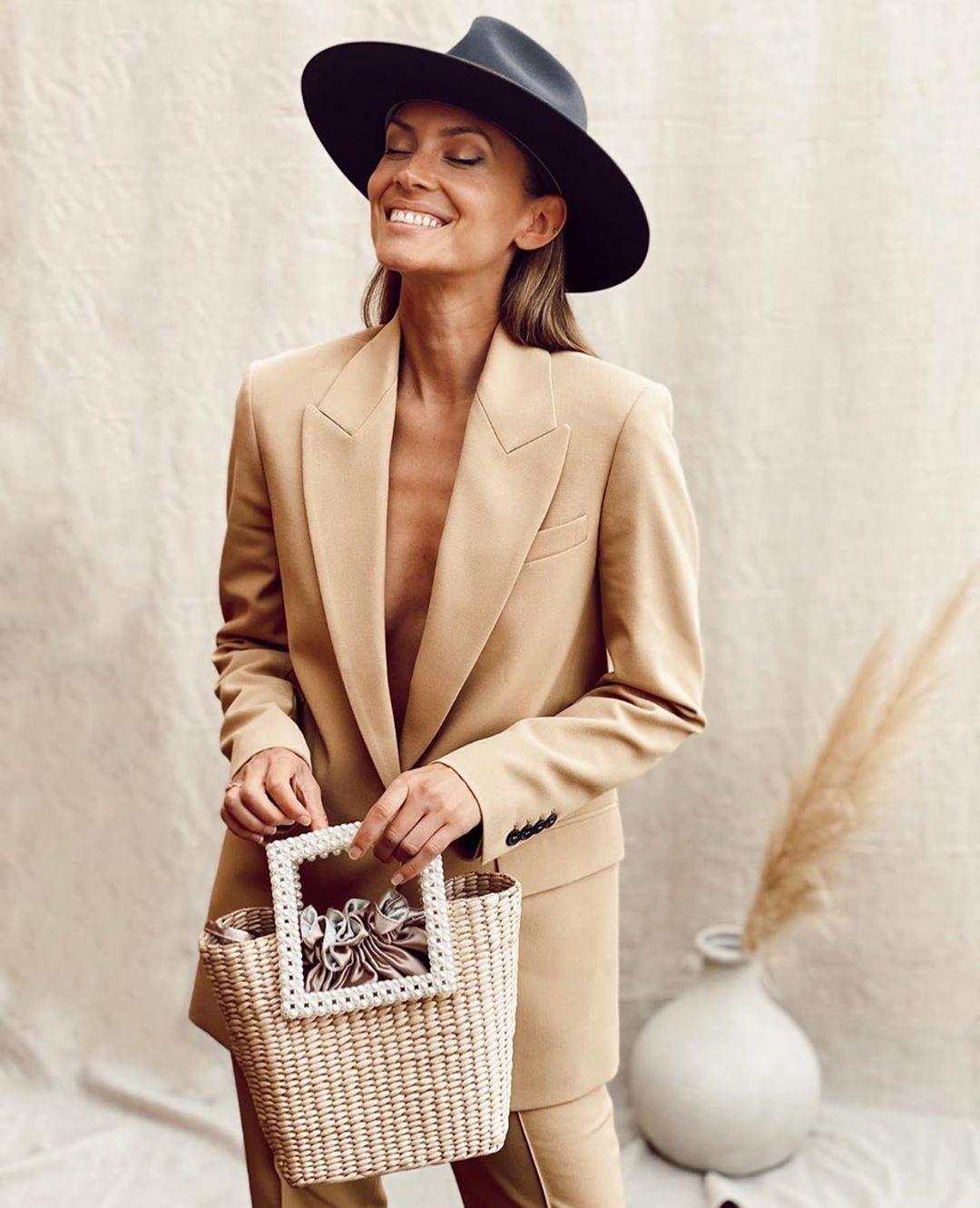 veste avec poches à rabat de Zara sur zara.outfits