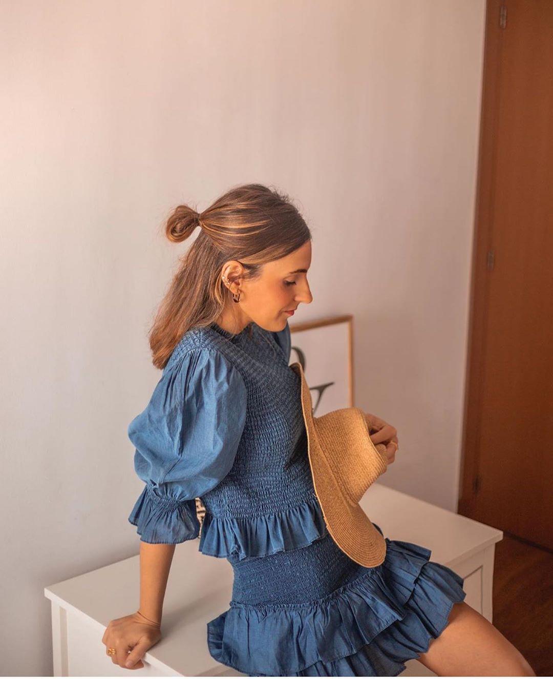 top avec élastiques de Zara sur zara.outfits