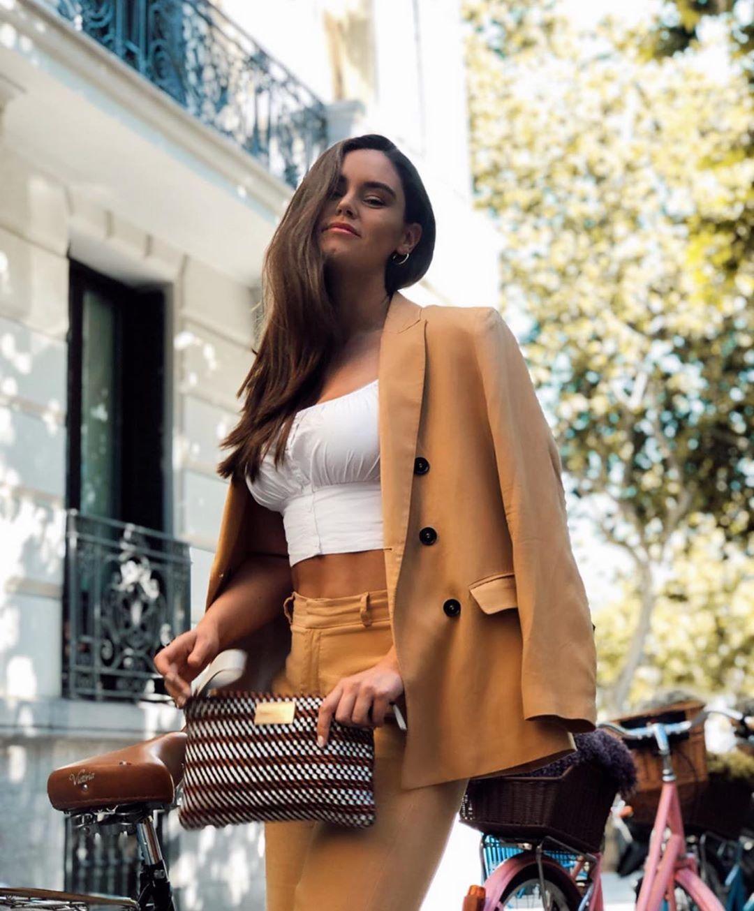 veste à boutons de Zara sur zara.outfits