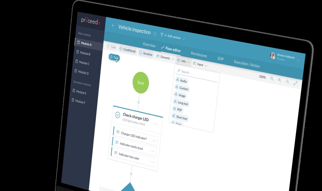 Multi-Platform Apps for Proceedix