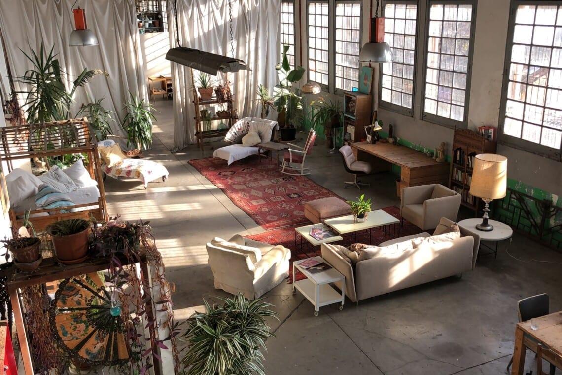 alquilar loft artistas barcelona