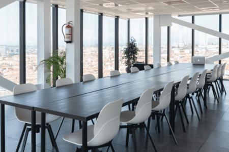 salas de reuniones Madrid
